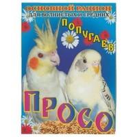 Корм для попугаев Просо ВИМ