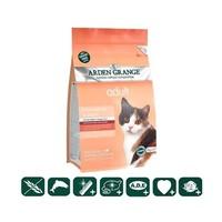 Arden Grange (Арден Грендж) Arden Grange (Арден Грендж) Cat Adult Salmon & Potato беззерновой корм для кошек Лосось/Картофель