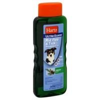 Шампунь Hartz от блох и клещей для собак (хвоя)