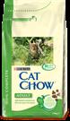 Cat Chow Adult с кроликом и печенью