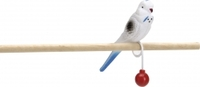 Pet Pro ПОПУГАЙ НА КОЛЬЦЕ игрушка для птиц
