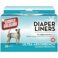 SS Disposable Diaper Liners - Light Flow (22P)/Гігієнічні підкладки для тварин по 22шт