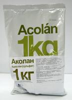 Аколан (колистина сульфат) 1 кг