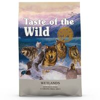 TASTE OF THE WILD WETLANDS для собак