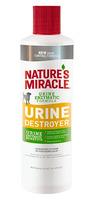 Nature`s Miracle Уничтожитель пятен и запахов от мочи собак 473 мл