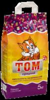 """Гигиенич. наполнитель для котов """"Том"""" №2"""