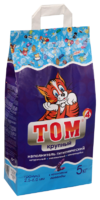 """Гигиенич. наполнитель для котов """"Том"""" №4 с ароматом лаванды"""