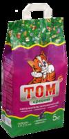 """Гигиенич. наполнитель для котов """"Том"""" №5 с ароматом лаванды"""
