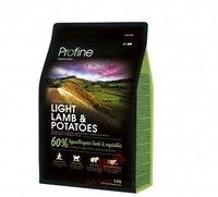 Profine LIGHT LAMB ягненок для оптимизации веса