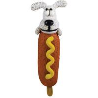 """Petstages Lil Corn Dog Игрушка-пищалка для малых и средних  пород собак """"Корн Дог"""""""