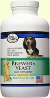 Four Paws Brewers Yeast with Garlic Комплекс витаминов для собак и кошек для кожи и шерсти