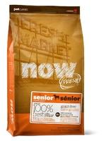 """NOW! Natural holistic беззерновой """"Контроль веса"""" для собак с индейкой, уткой и овощами, Fresh Senior Recipe Grain Free, 11,34кг"""