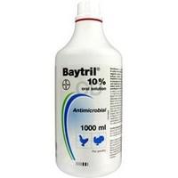 Байтрил 10% антимикробный препарат