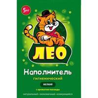 """Гигиенич. наполнитель """"LEO"""" №3 мелкий с ароматом лаванды"""