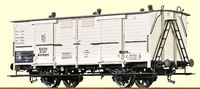 Баварский вагон для перевозки молока K.Bay.Sts.E.B. Brawa 48650 (Deutschland)