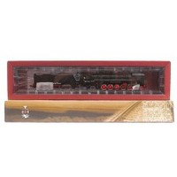 Bachmann China QJ2 2-10-2 Steam Locomotive with Tender (Black) (HO scale)