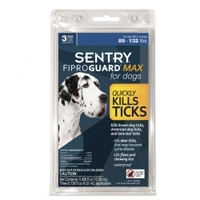 ФИПРОГАРД МАКС (FiproGuard MAX) капли от блох, клещей и вшей для собак 40-60 кг