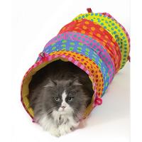 """Petstages Cat Cuddle Toy Игрушка для кошек """"Кошачий тоннель"""""""