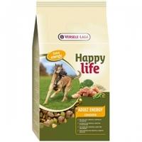 Happy Life ЭНЕРГИЯ с курицей (Adult Chicken Energy) сухой премиум корм для собак