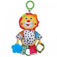 Музыкальная игрушка Baby Mix STK-15588LI Лев