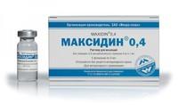 Максидин 0,4 инъекционный