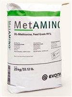 Метионин ?-аминокислота кормовая 99% MetAmino