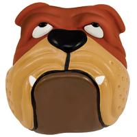 """Petstages BullDog Ball Игрушка-пищалка для средних и крупных пород собак """"Бульдог"""""""