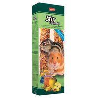 Padovan Stix Country criceti/scoiattoli палочки с медом и фруктами