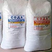 Сода кальцинированая