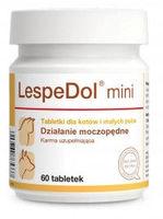 Dolfos ЛеспеДол мини 60таблеток - мочегонный препарат для кошек и маленьких собак