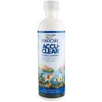 API Pond Care Accu-Clear Cредство для очистки прудовой воды от мути