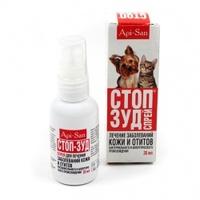 Стоп-зуд (Stop-Itch) спрей 30 мл для лечения заболеваний кожи