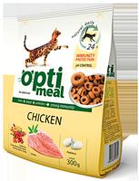 Optimeal™ Защита иммунитета. Сухой корм для взрослых кошек с курицей