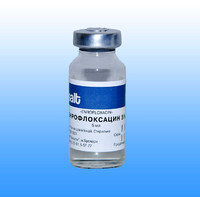 Енрофлоксацин 5% інєкц. Базальт