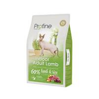 Profine Cat Indoor Adult Lamb - корм для кошек (выведение шерсти)