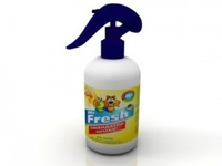 Mr.Fresh Спрей-ликвидатор запаха 2в1 для птиц и грызунов, 200мл