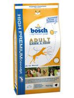 Bosch Adult Lamb & Rice
