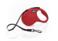 Flexi Classic S лента 5 метров до 15 кг поводок-рулетка для собак