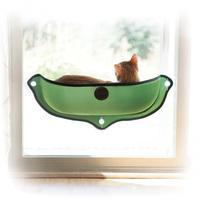 K&H Ez Mount Window Bed спальное место на окно для котов