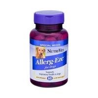 Нутри-Вет «ДЛЯ АЛЛЕРГИКОВ» комплексная добавка при аллергии у собак, жевательные таблетки