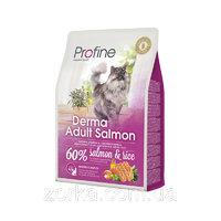 Profine DERMA лосось для длинношерстых котов