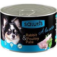 SALUTIS A la Carte RABBIT & GAME( паштет с кроликом )