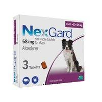 НЕКСГАРД 10-25кг (L) таблетка от блох и клещей