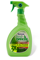TROPICLEAN FRESH BREEZE Extreme NATURE'S STAIN & ODOR REMOVER Уничтожитель пятен и запахов (946 мл)