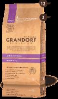 Grandorf Adult Large Breed ягненок с рисом для взрослых собак крупных пород 25/13