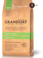 Grandorf Lamb & Rice Mini - ягненок с рисом для мини пород 27/15