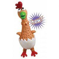 """Petstages Kooky Baby Chicken Игрушка-пищалка для малых пород собак """"День Рождение цыпленка"""""""