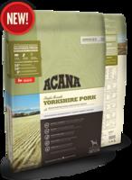 ACANA Yorkshire Pork - корм для собак всех пород и возрастов с чувствительным пищеварением