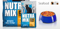 Nutra Mix Cat Seafood
