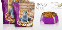 Nutra Mix Gold Finicky Adult Cat
